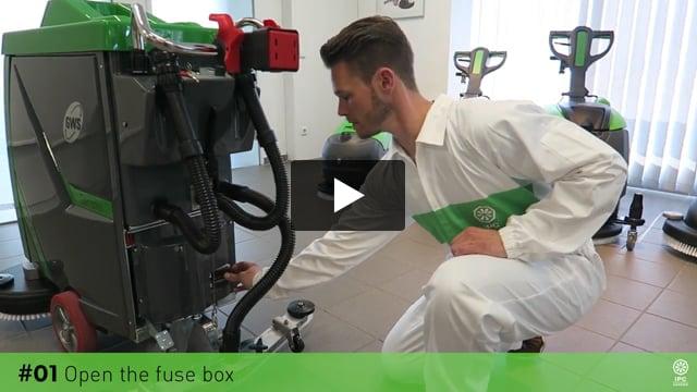 Gansow Temizlik Makineleri Sigorta Kontrolü