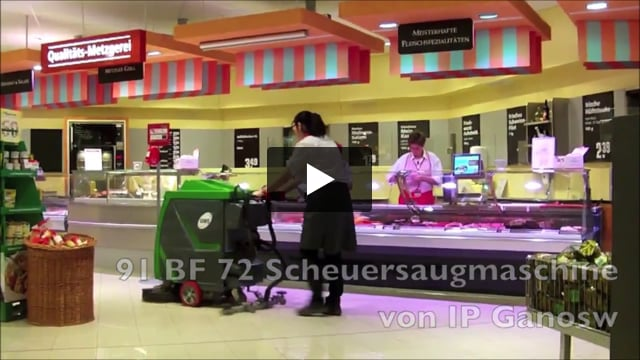 Gansow Premium Line Temizlik Makineleri