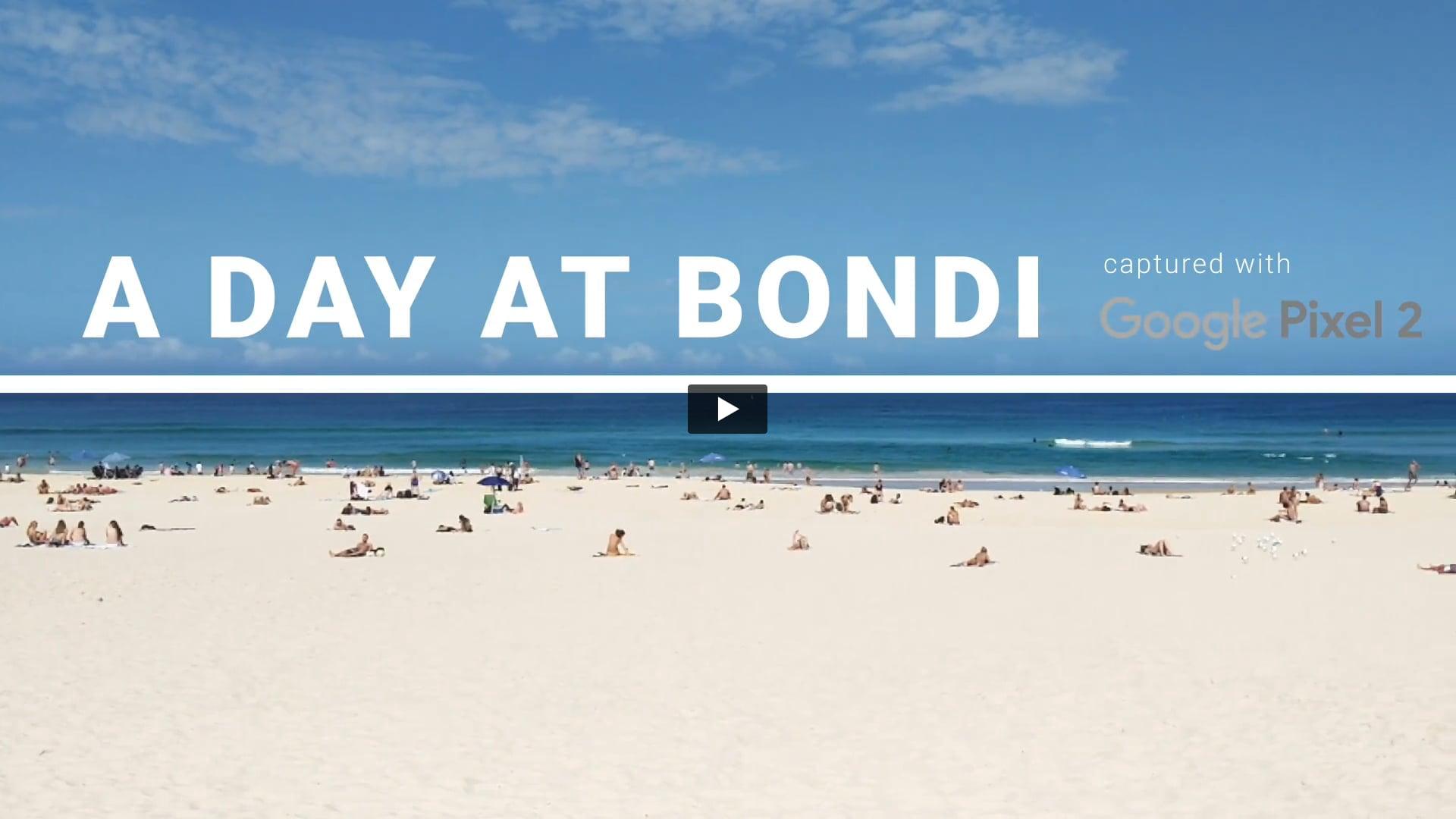 Google Pixel - A Day at Bondi