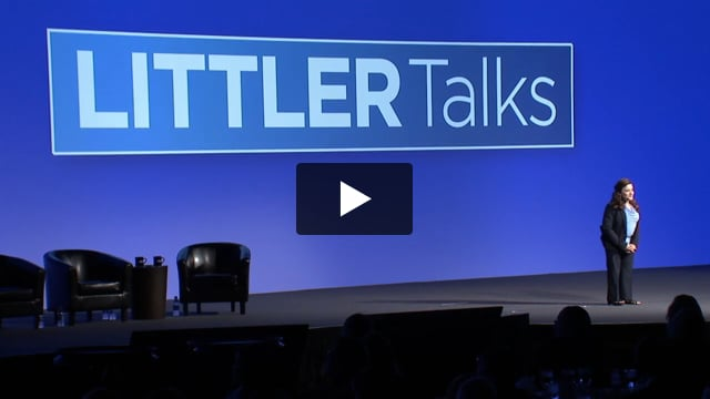 Littler Talks - Anna Gualano on Overcoming Challenges