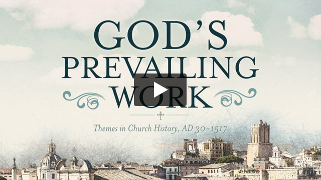 Dr. C.J Harris, author of God's Prevailing Work, shares what his team hopes to accomplish through this new curriculum on the themes of church history.  Learn more at positiveaction.org/gpw