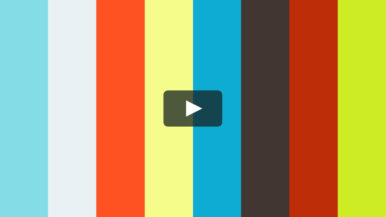 After Effects Template - 80s Retro TV Logo