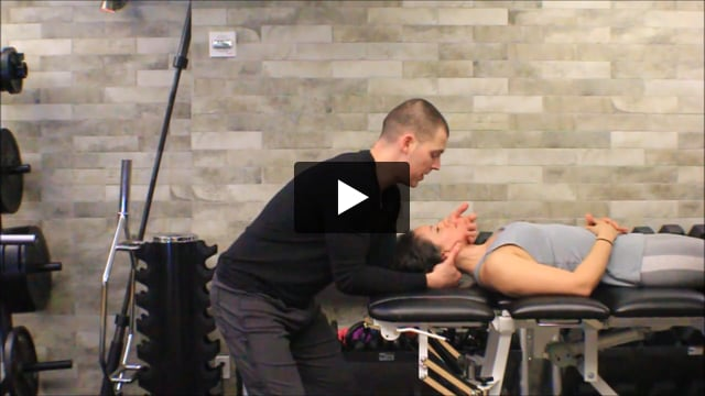Cervical Distraction Test - video thumbnail