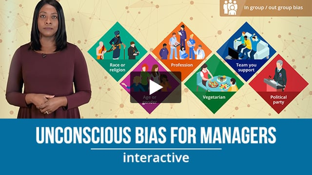 Unconscious Bias for Managers