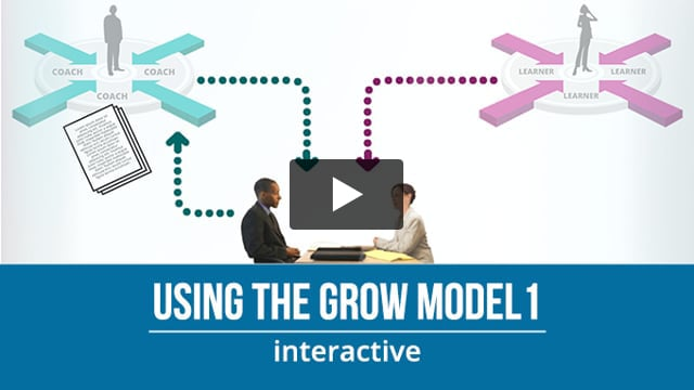 Using the GROW Model to coach