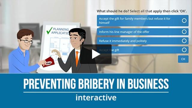 Preventing Bribery in Business