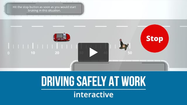 Driving safely