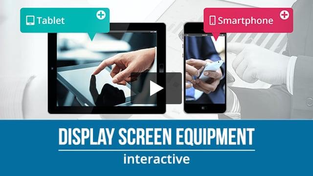 Display Screen Equipment