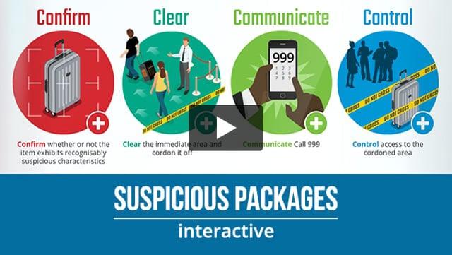 Suspicious Packages online video