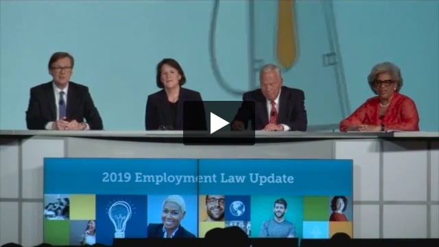 The 2019 Employment Law Update