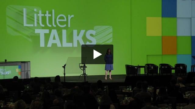 Littler Talks - Wendy Buckingham on Her Military Service