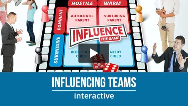 Influencing Teams