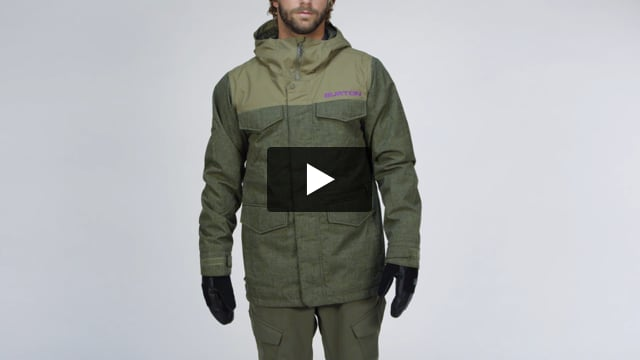 Covert Insulated Jacket - Men's - Video