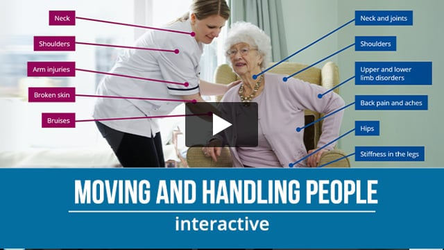 Moving and handling people