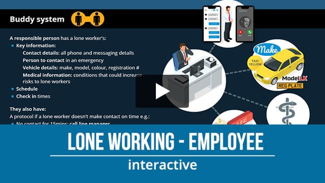 Lone Working for Employees