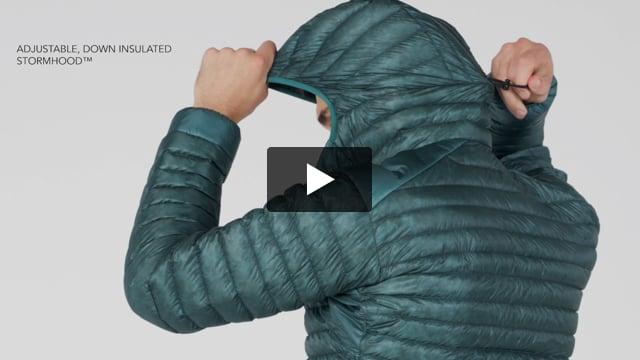 Cerium SL Hooded Jacket - Men's - Video