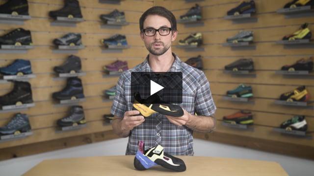 Skwama Climbing Shoe - Video