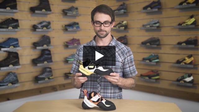 Solution Climbing Shoe - Women's - Video