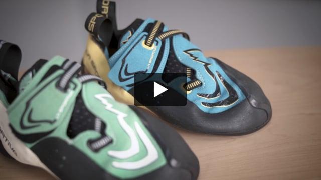 Futura Climbing Shoe - Video