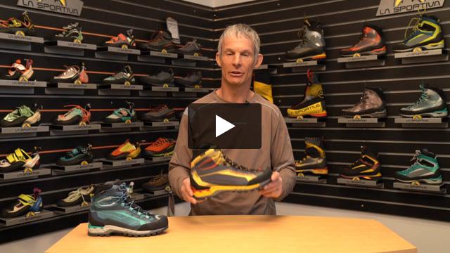 Trango Tech GTX Mountaineering Boot - Men's - Video