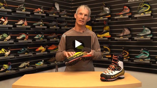 Nepal Cube GTX Mountaineering Boot - Men's - Video