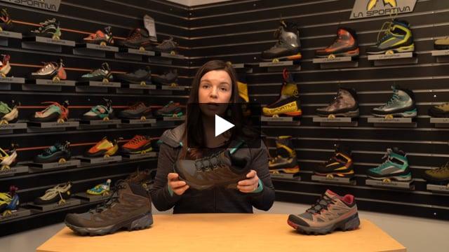 Trail Ridge Low Hiking Shoe - Men's - Video