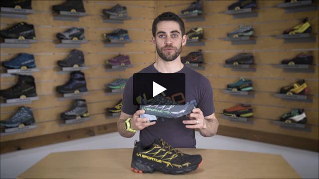 Akyra Trail Running Shoe - Men's - Video