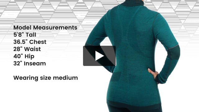 IntraKnit Merino 250 Thermal Bottom - Women's - Video