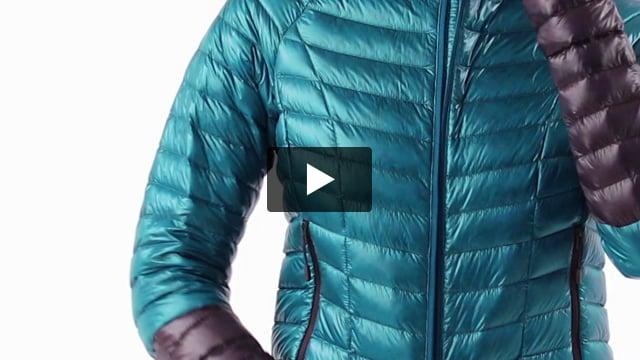 Ghost Whisperer 2 Hooded Down Jacket - Women's - Video