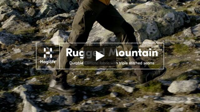 Rugged Mountain Pant - Men's - Video