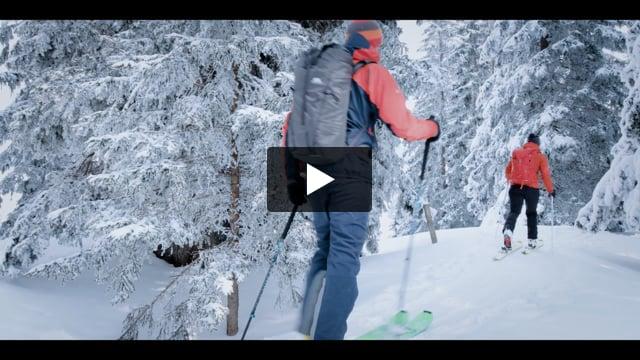 Ski Lightweight Merino Endurance Sock - Men's - Video