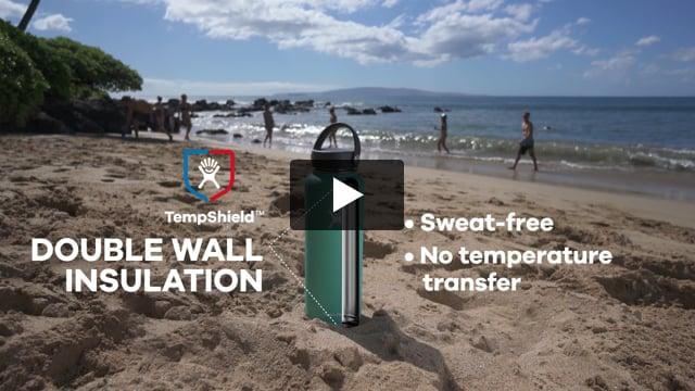 64oz Wide Mouth Flex Cap 2.0 Water Bottle - Video