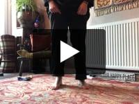 Little PUMAs foot training -