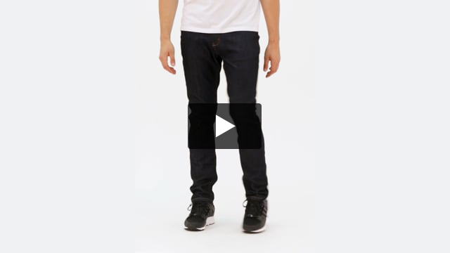 Relaxed Fit Jean - Men's - Video