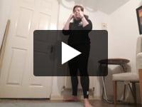 Kickboxing Jab & Cross technique
