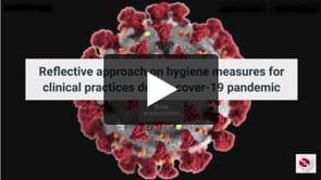 Approche réflective de l'hygiène au cabinet lors de la pandémie Covid-19