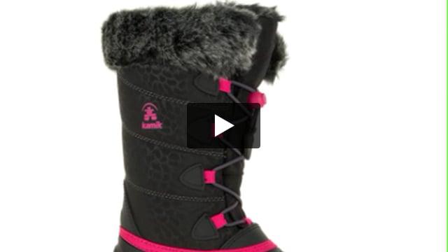 Snowgypsy 3 Boot - Little Girls' - Video
