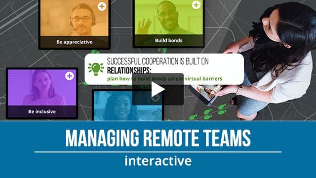 Managing Remote Teams Course
