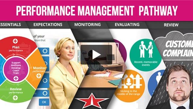 Performance Management Pathway