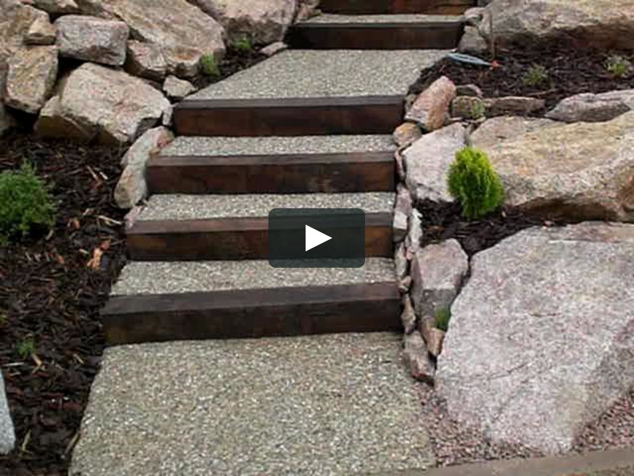 Escalier paysager on vimeo for Escalier paysager
