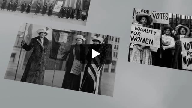 Women's Right to Vote - 100th Anniversary