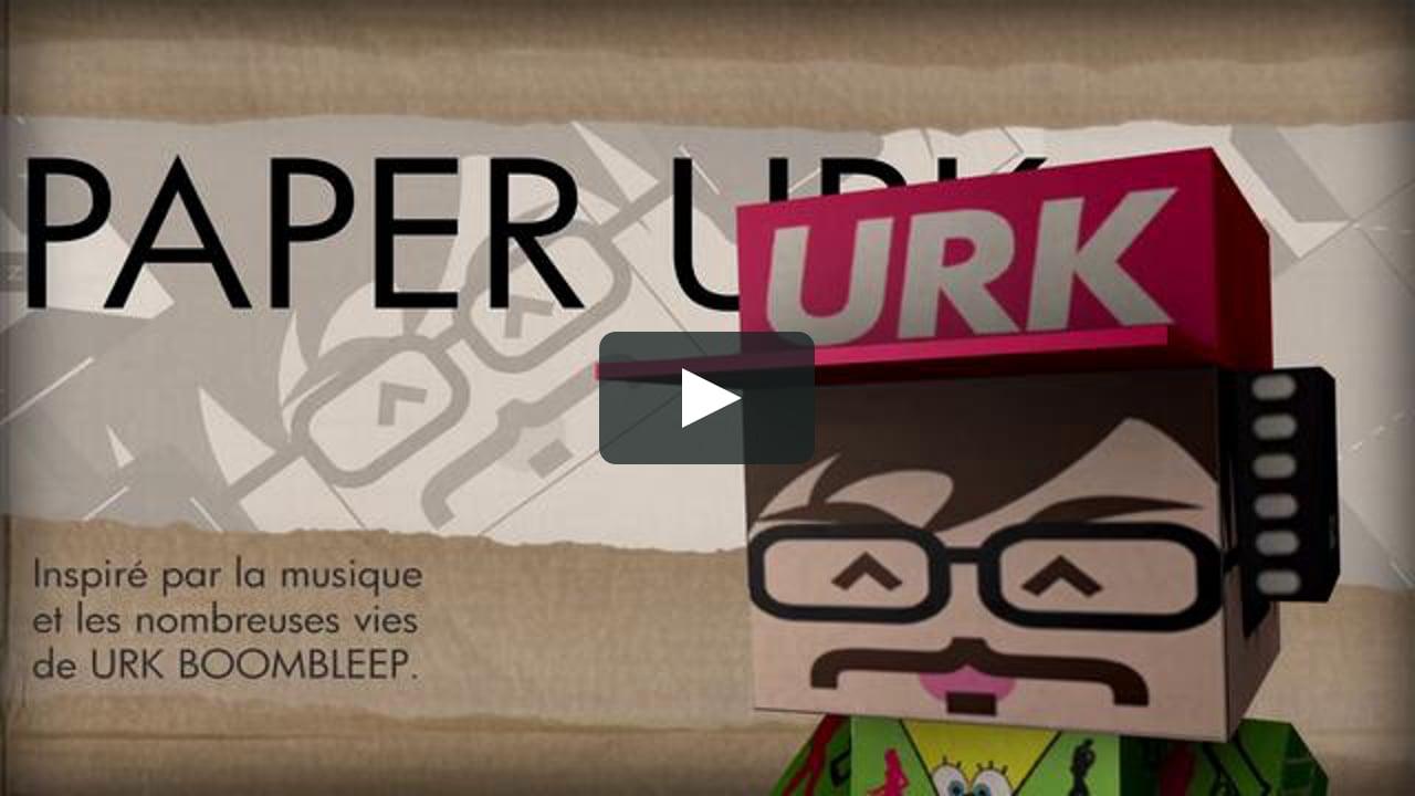 Papercraft Paper Urk TEASER