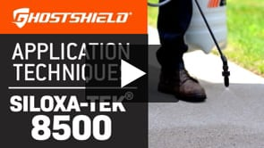 How to Apply Siloxa-Tek® 8500 Penetrating Concrete Sealer: Applying concrete sealer to your home or project is easy!  Find out how it's done with our quick tutorial, and you'll be sealing like a pro in no time.