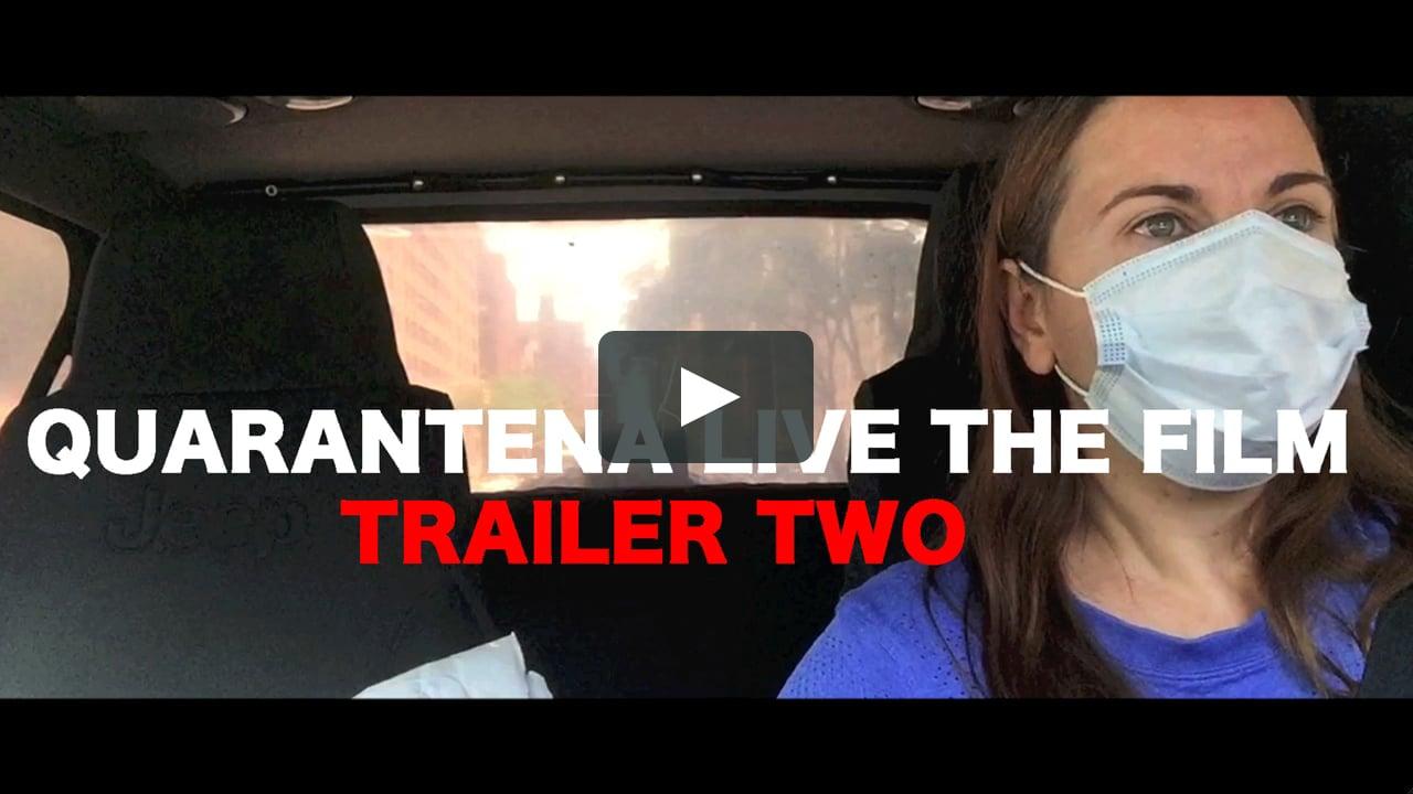 QUARANTENA LIVE THE FILM TRAILER TWO