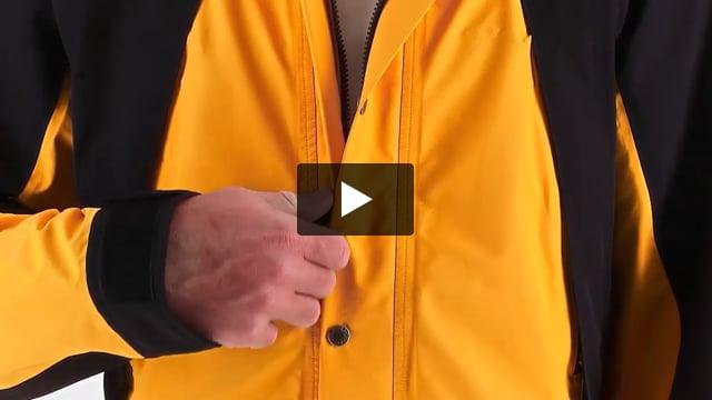 1994 Retro Mountain Light FUTURELIGHT Jacket - Men's - Video