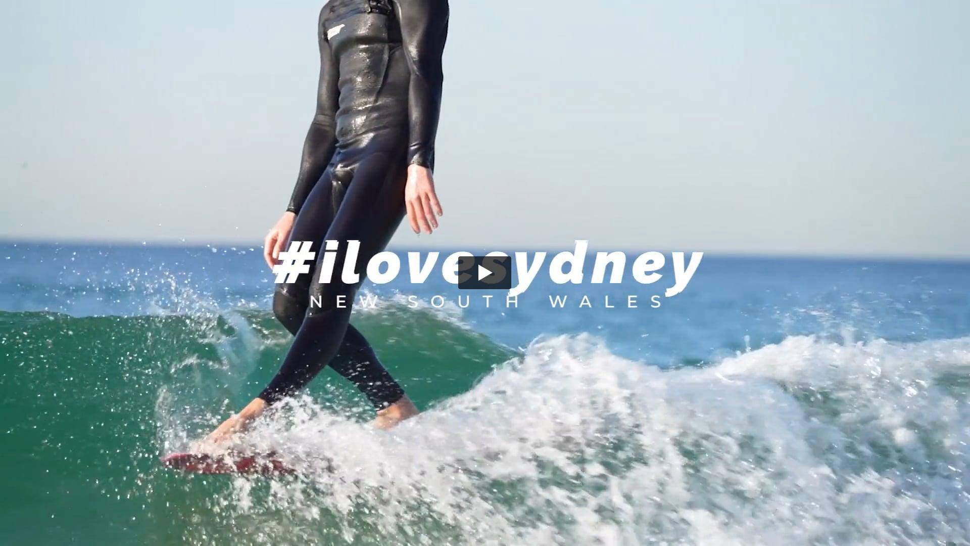 #iloveSydney by Aquabumps