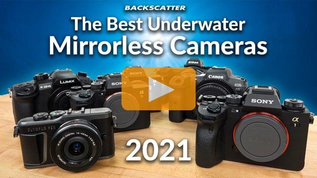 Best Underwater Mirrorless Cameras 2021