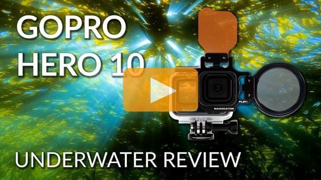 GoPro Hero 10 Underwater Camera Review