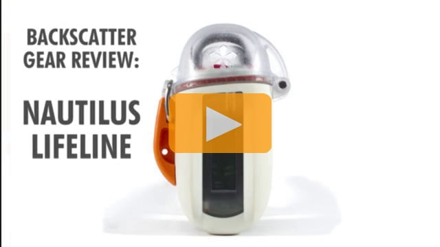 Product Review: The Nautilus Lifeline Marine Rescue Radio