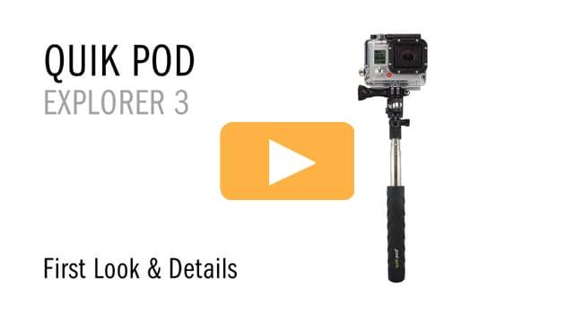Quick Pod Explorer 3 - First Look & Details